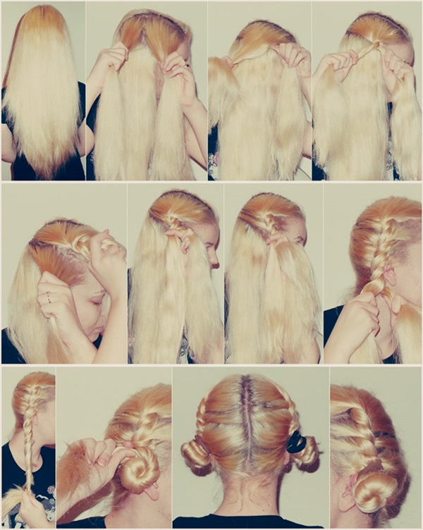 Easy way to curl your hair