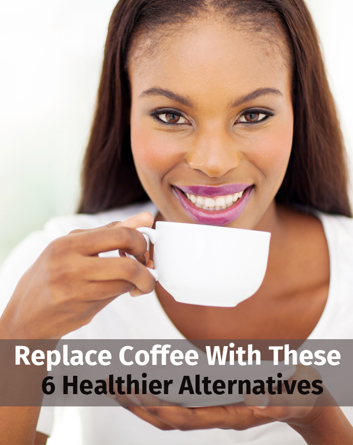 Replace coffee with these 6 healthier alternatives