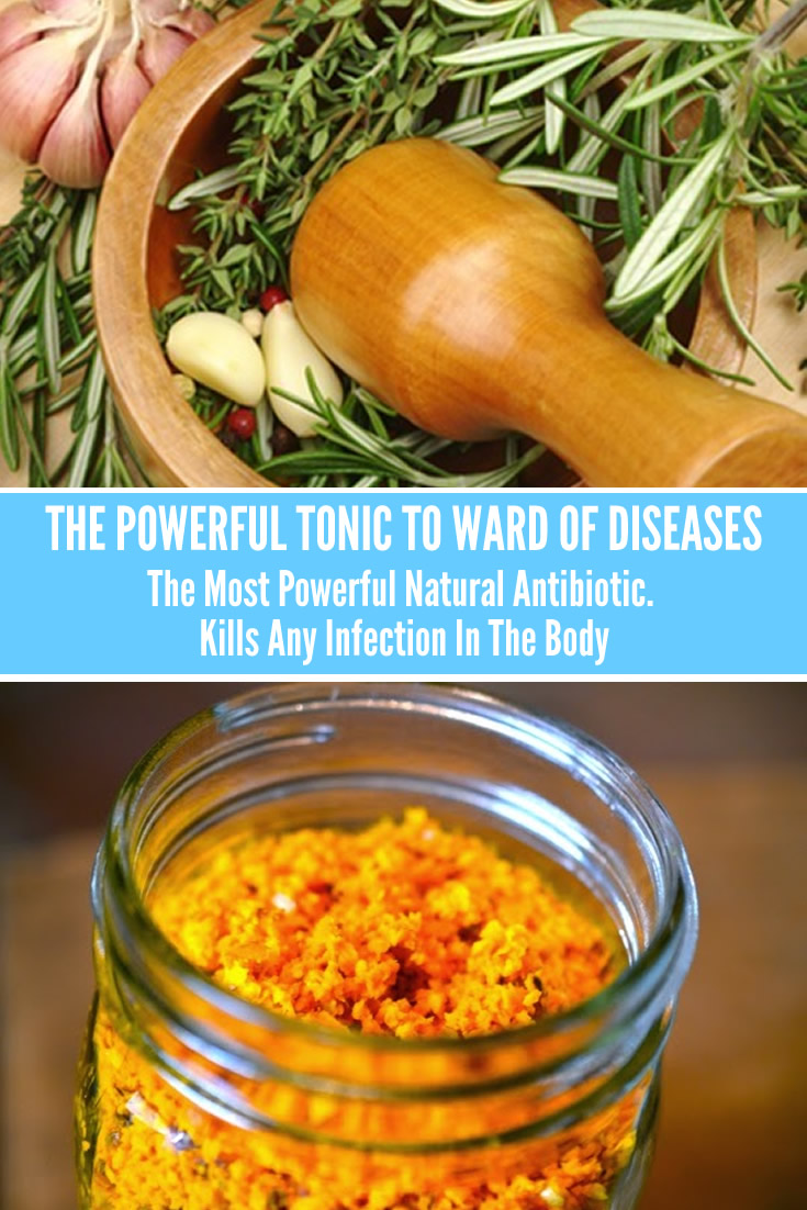 The powerful tonic to ward of diseases