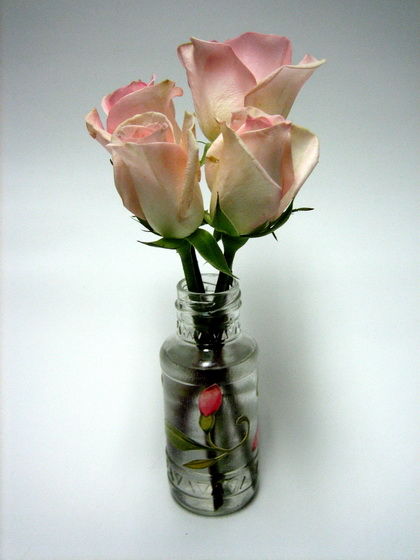 Make Your Own Flower Vase and Decorate Your House
