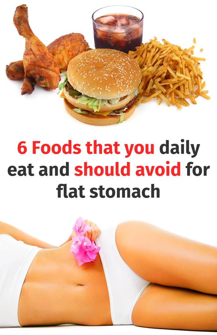6-foods-that-you-daily-eat-and-should-avoid-for-flat-stomach