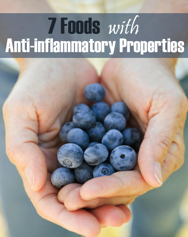 7 Foods With Anti-inflammatory Properties