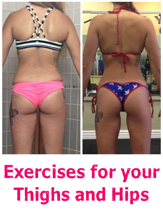 Exercises for your Thighs and Hips – Forget Everything you Knew so far