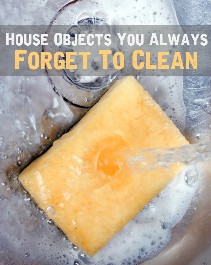 House Objects You Always Forget To Clean