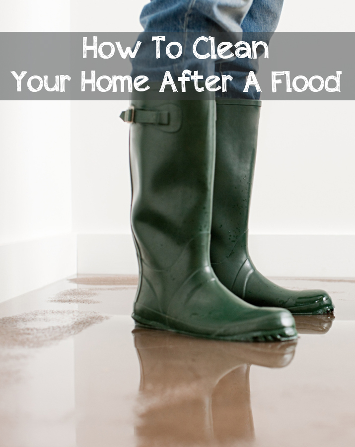 How To Clean Your Home After A Flood