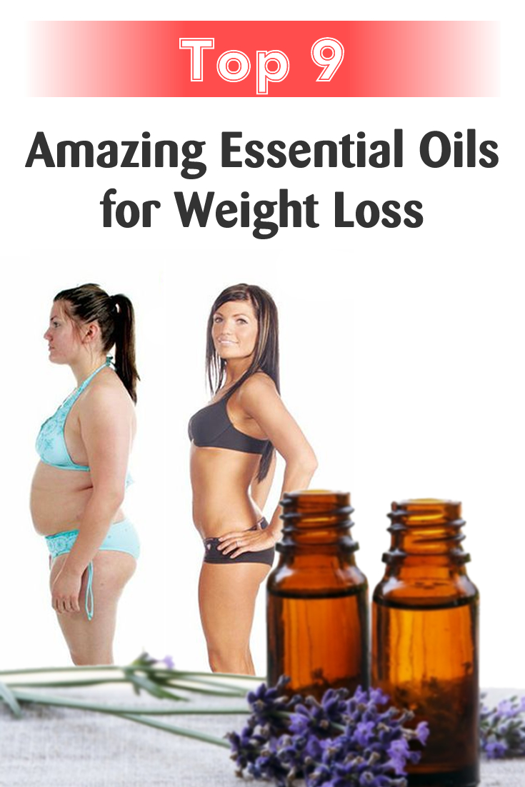 Top 9 Amazing Essential Oils for Weight Loss 2