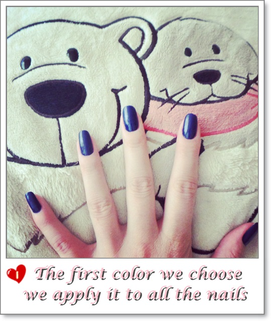 1 step - colored nails_goodsfromthenet.com