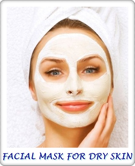 FACIAL MASK FOR DRY SKIN