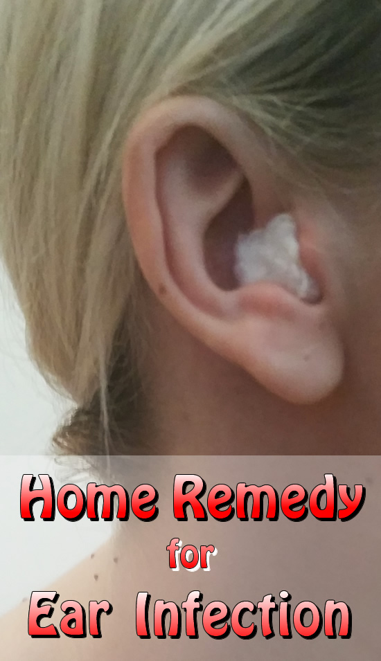 Home Remedy for Ear Infection