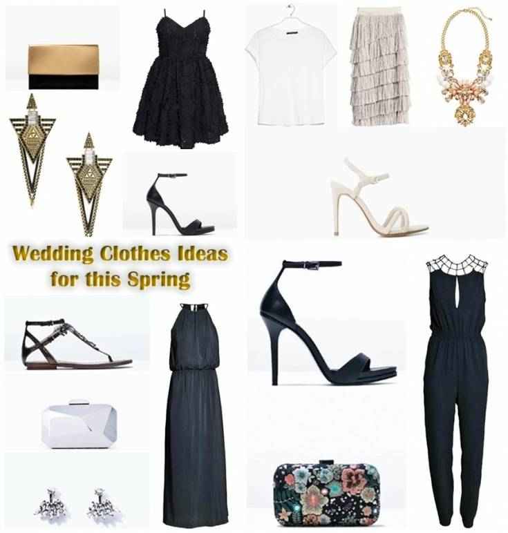 Wedding Clothes Ideas for this Spring