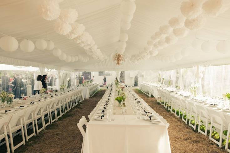 Planning an Outdoor Wedding at a Farm
