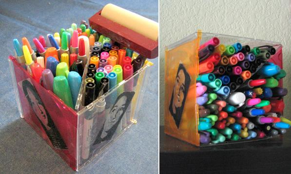 Reuse Old Cd Holders For Decorative Purposes