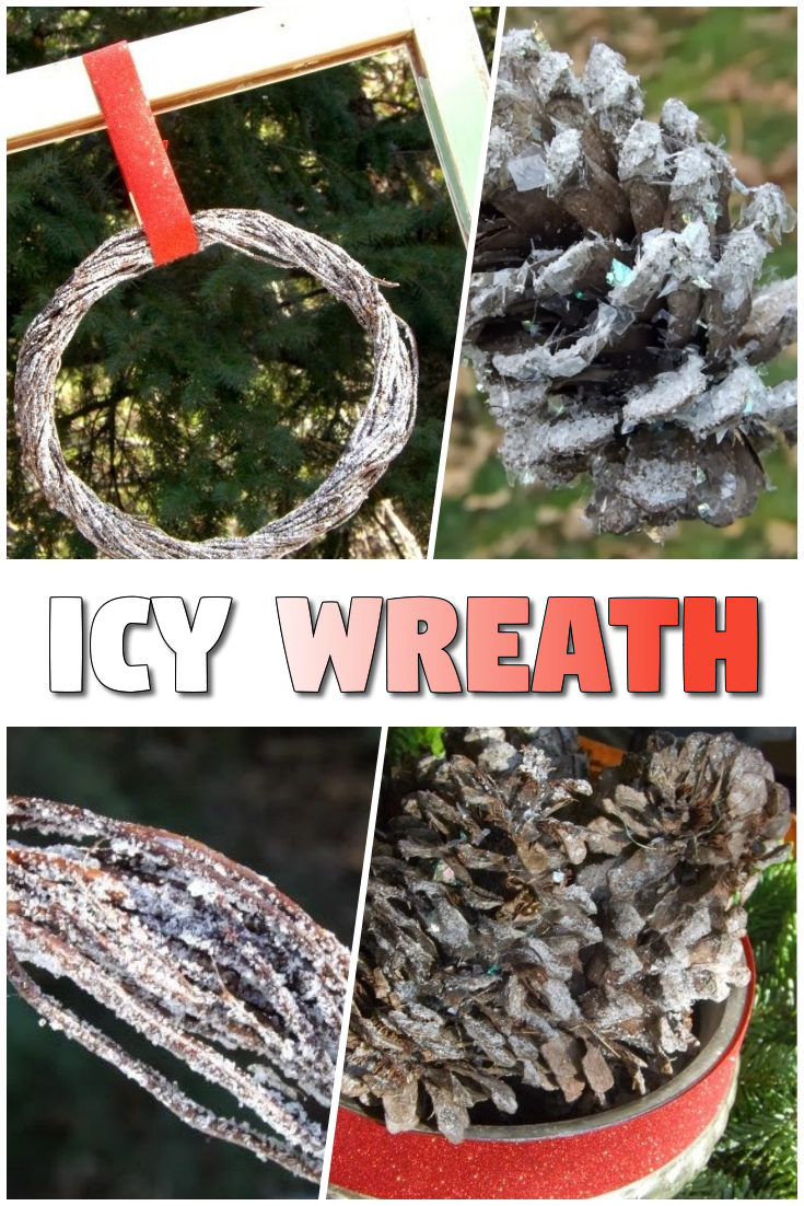 Icy Wreath