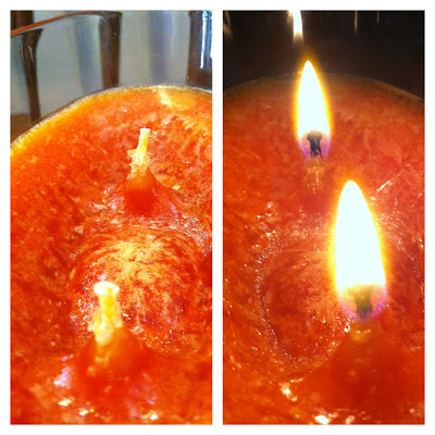 Candle Wick Trimming Quick Tip