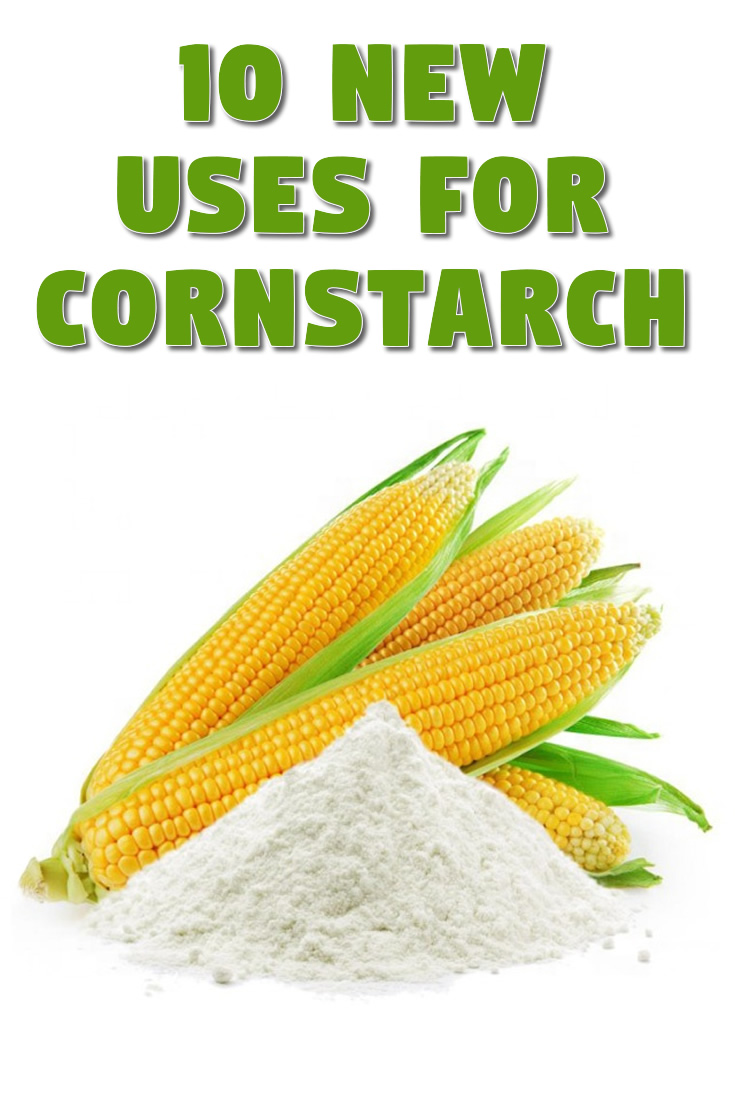 10 New Uses for Cornstarch