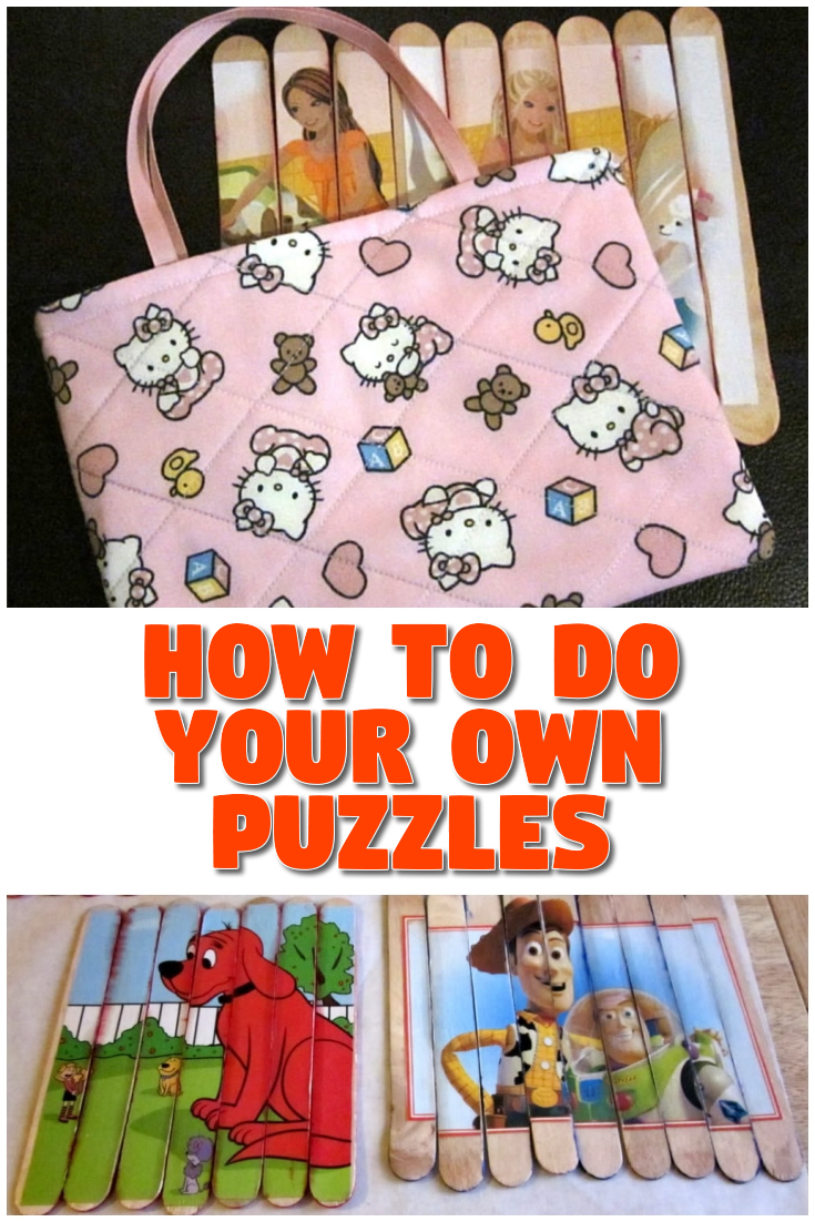 How To Do Your Own Puzzles
