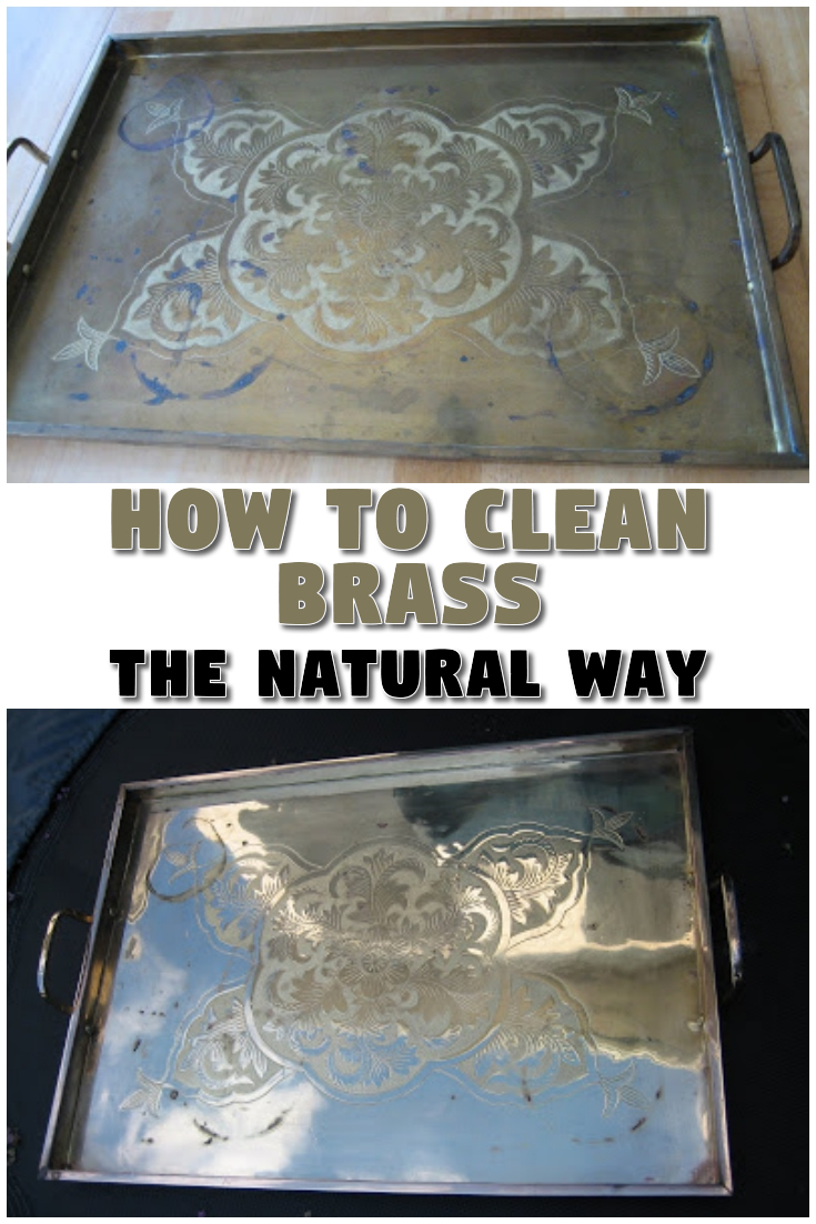 How to Clean Brass the Natural Way