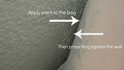 How to paint that tight space behind the toilet
