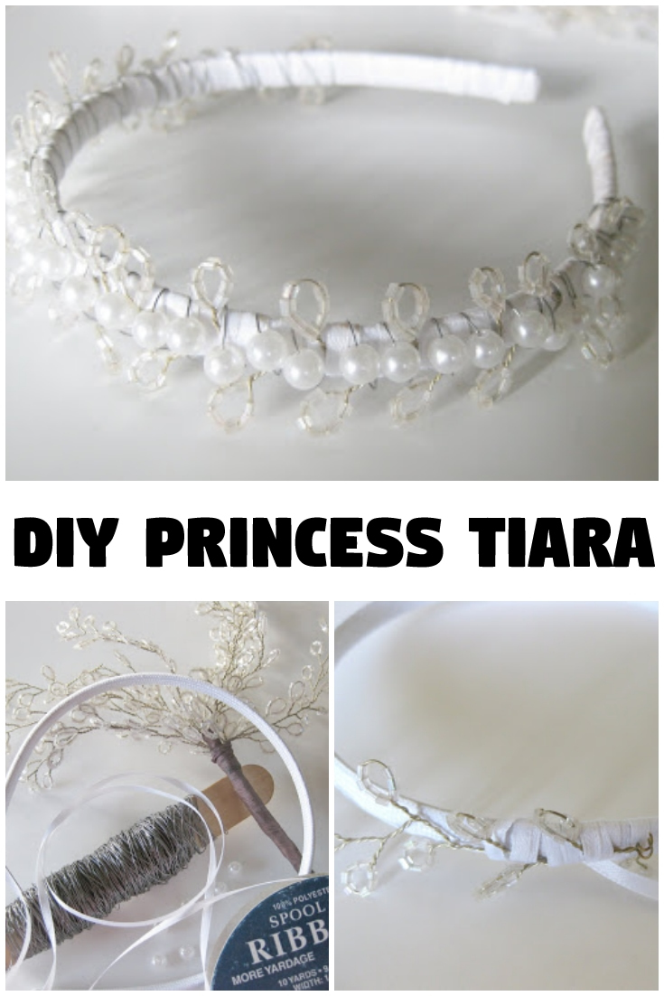 DIY Princess Tiara
