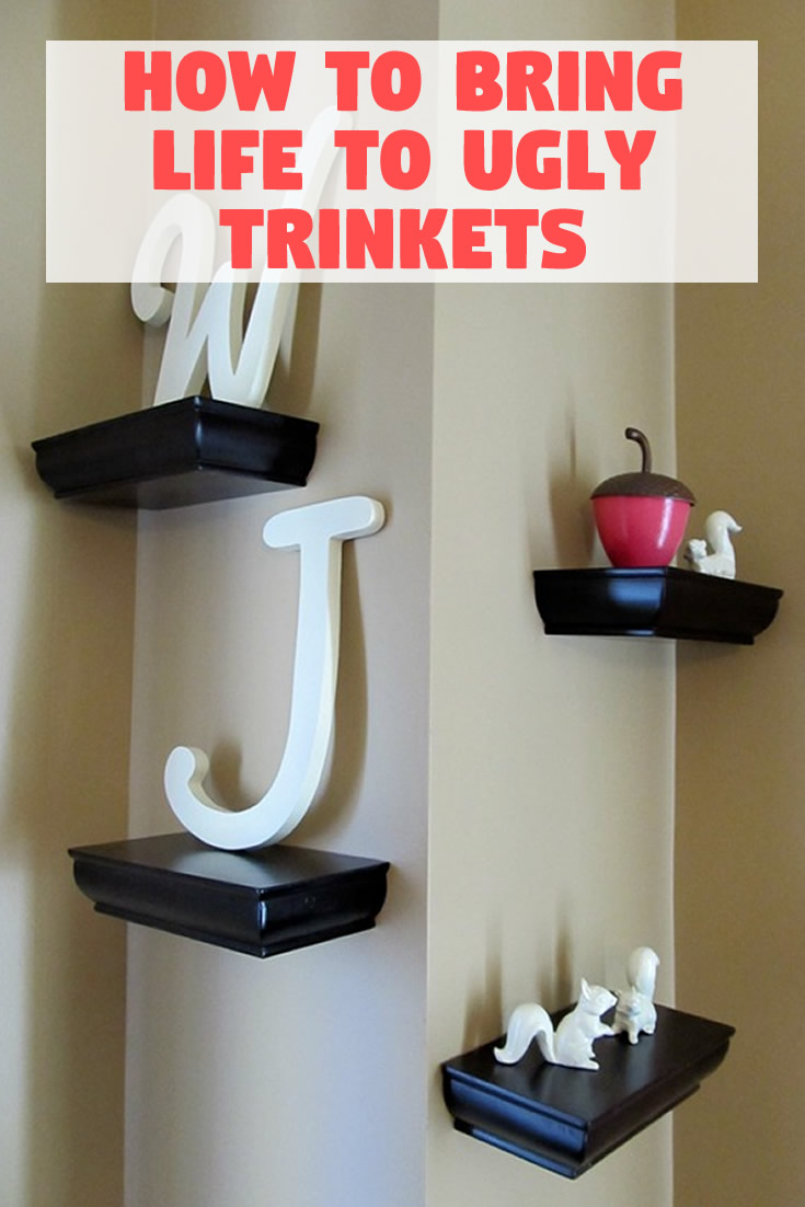 How to Bring Life to Old Trinkets