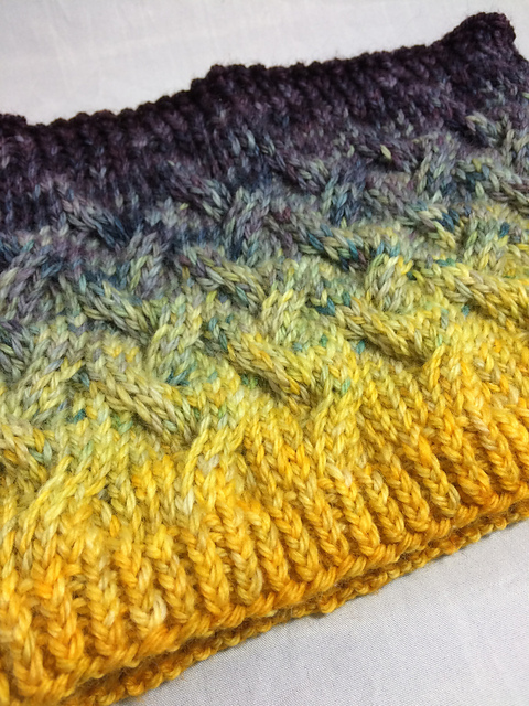 How to Dye a Gradient Yarn