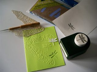 Light Box Embossing