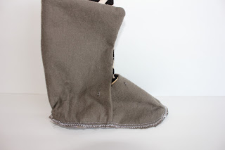 Baby Boots Tutorial