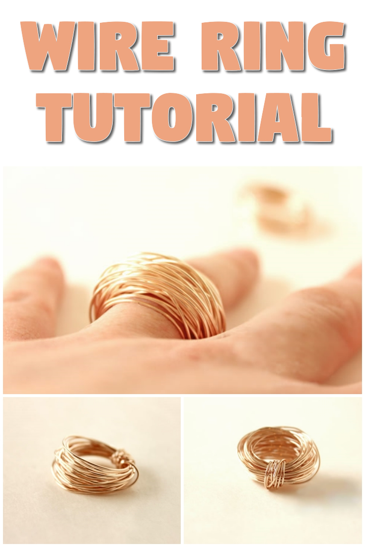 Wire Ring Tutorial