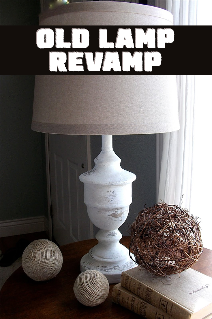 Old Lamp Revamp