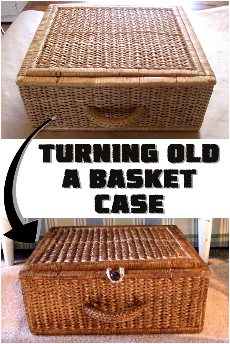 Turning Old a Basket Case