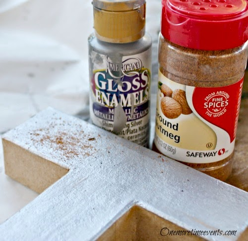 How to Make A Faux Rust Finish