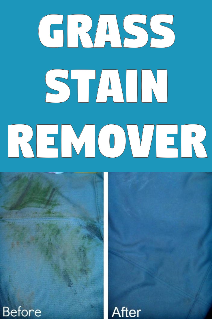 Grass Stain Remover