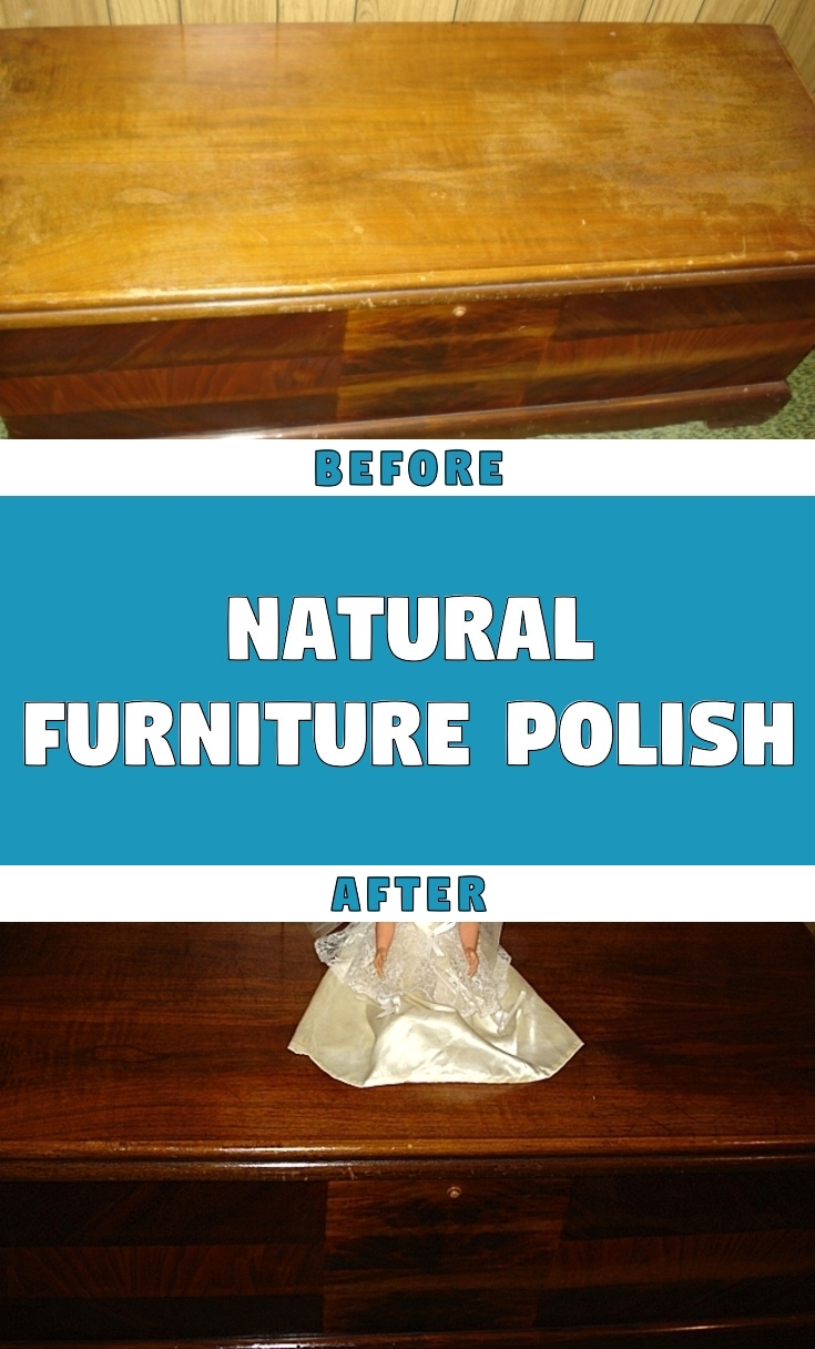 Natural Furniture Polish