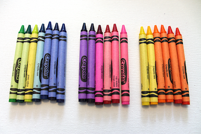 Create Your Own Masterpiece: DIY Crayon Art
