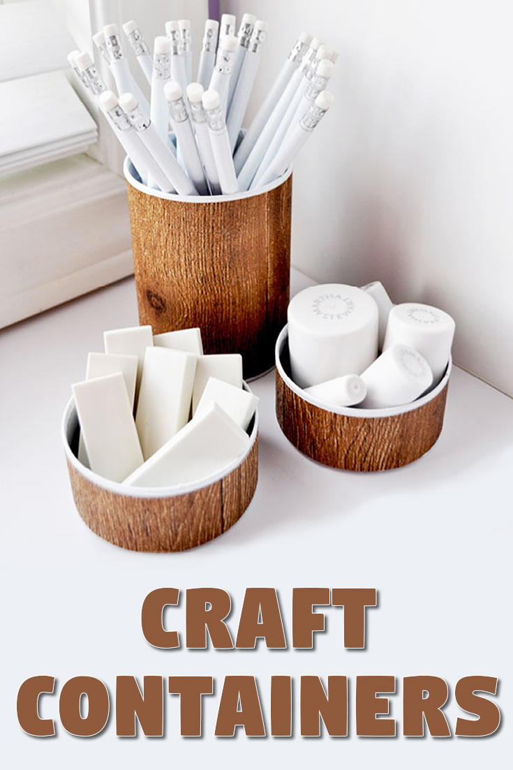 Craft Containers