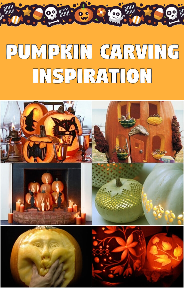 Pumpkin Carving Inspiration